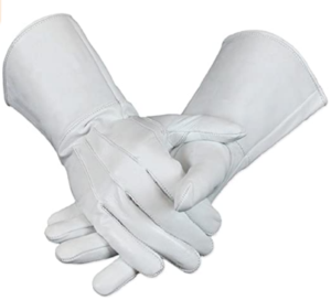 Leather Cosplay Gloves