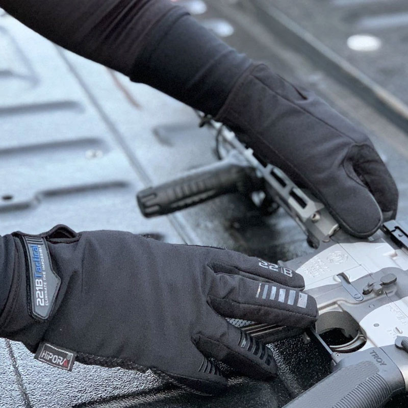 Shooting Gloves For Cold Weather