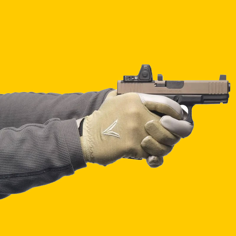 Tactical Gloves For Shooting