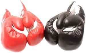 16oz Boxing Gloves Set